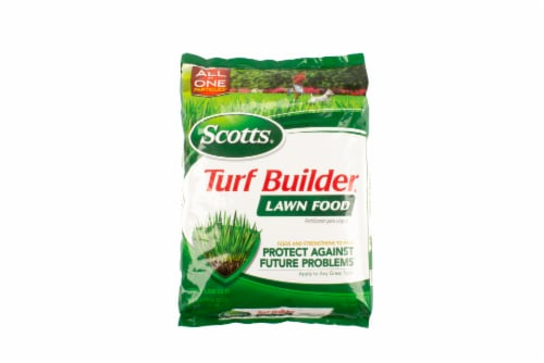 Scotts® Turf Builder Lawn Food Perspective: front