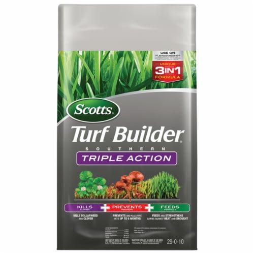 Scotts Lawns 232549 8000 sq ft. Turf Builder Southern Triple-Action Fertilizer Perspective: front