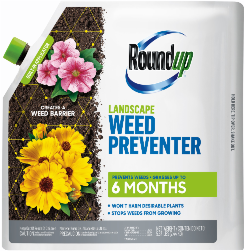 Roundup® Landscape Weed Preventer Perspective: front