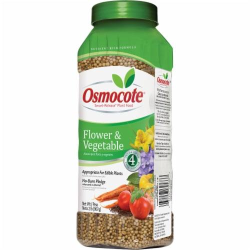 Osmocote 2 Lb. 14-14-14 Flower & Vegetable Smart Release Dry Plant Food Perspective: front