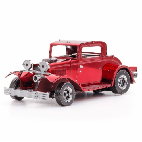Metal Earth 1932 Ford Coupe Model Kit MMS198 Perspective: front