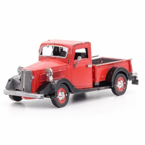 Metal Earth 1937 Ford Pickup Model Kit MMS199 Perspective: front