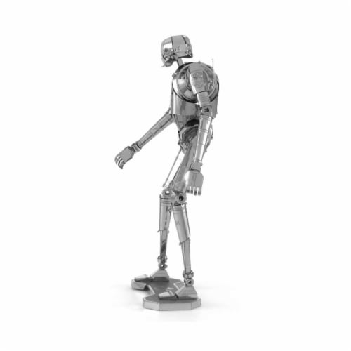 Metal Earth Star Wars RO K-2SO 3D Model Kit MMS275 Perspective: front