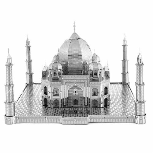 Metal Earth Taj Mahal Model Kit ICX004 Perspective: front