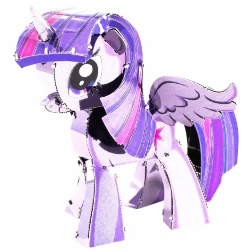 Metal Earth My Little Pony Twilight Sparkle Steel Model Kit Perspective: front