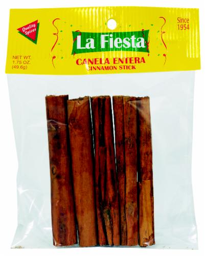 La Fiesta Cinnamon Stick Perspective: front