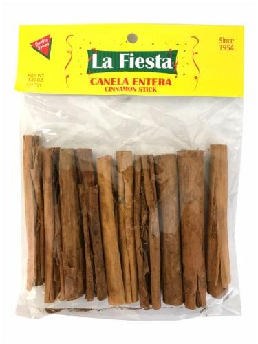 La Fiesta Canela Entera Cinnamon Stick Perspective: front
