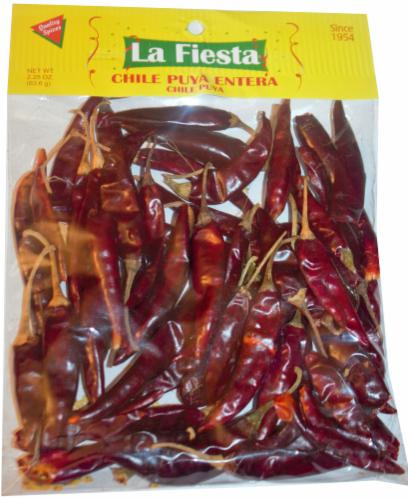 La Fiesta Chile Puya Entera Perspective: front