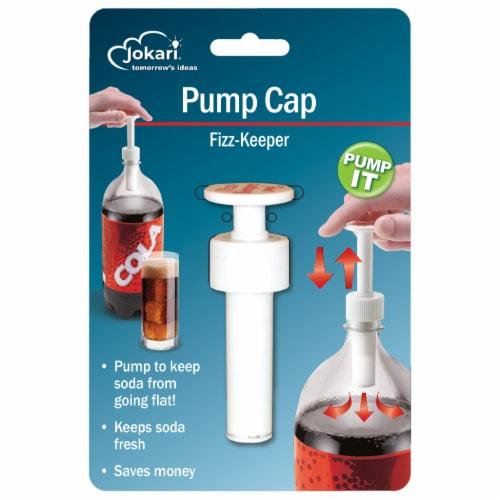 Pump Cap, 3 pk Perspective: front