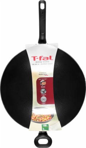 T-fal Easy Care Nonstick Wok Perspective: front