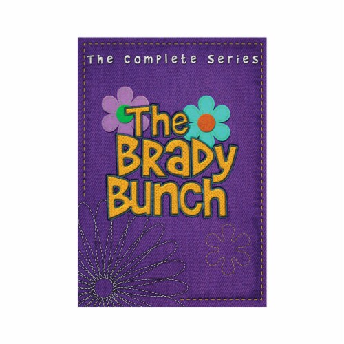 The Brady Bunch: The Complete Series (DVD) Perspective: front