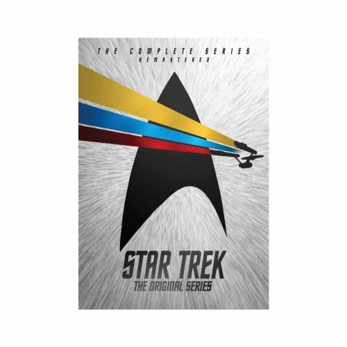 Star Trek: The Original Series - The Complete Series (DVD) Perspective: front
