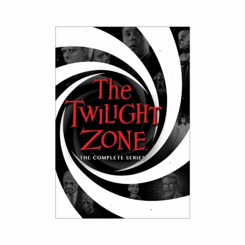 The Twilight Zone: The Complete Series (DVD) Perspective: front