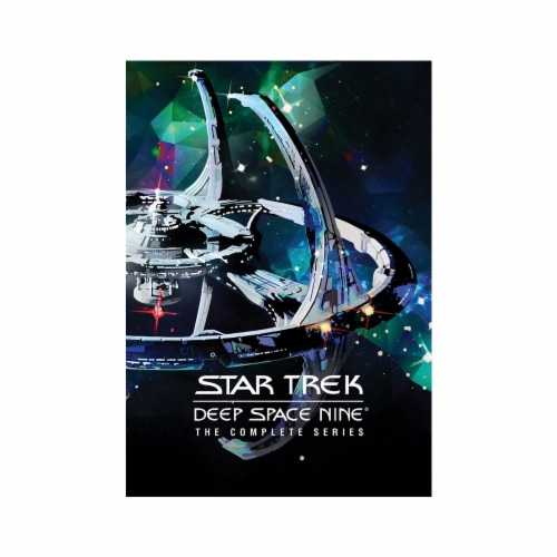 Star Trek: Deep Space Nine The Complete DVD Series Perspective: front