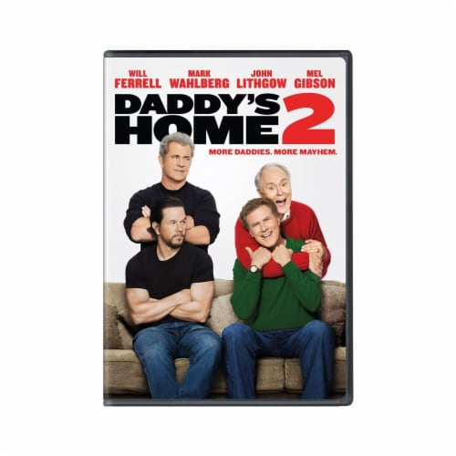 Daddy's Home 2 (DVD) Perspective: front