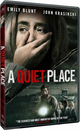 A Quiet Place (2018 - DVD) Perspective: front
