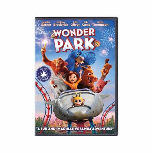 Wonder Park (2019 - DVD) Perspective: front