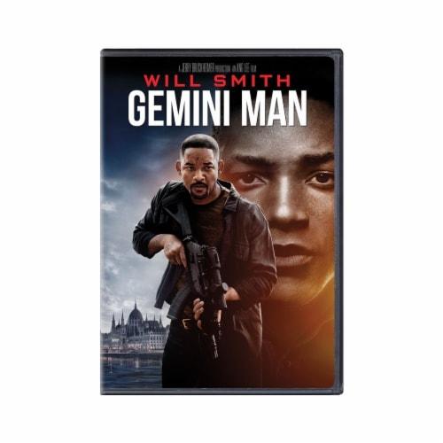 Gemini Man (DVD) Perspective: front