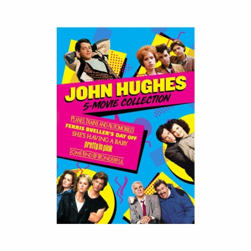 John Hughes 5-Movie Collection (DVD) Perspective: front
