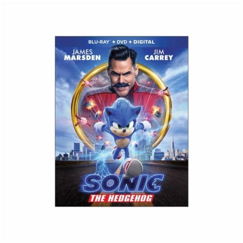 Mariano S Sonic The Hedgehog Movie Blue Ray Dvd Digital Copy 1 Ct
