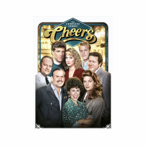 Cheers: The Complete Series (DVD) Perspective: front