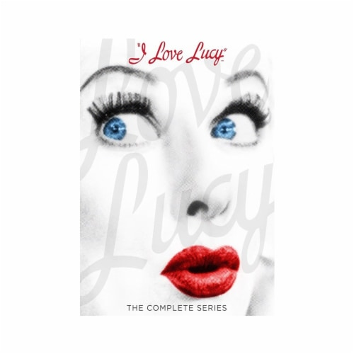 I Love Lucy: The Complete Series (DVD) Perspective: front
