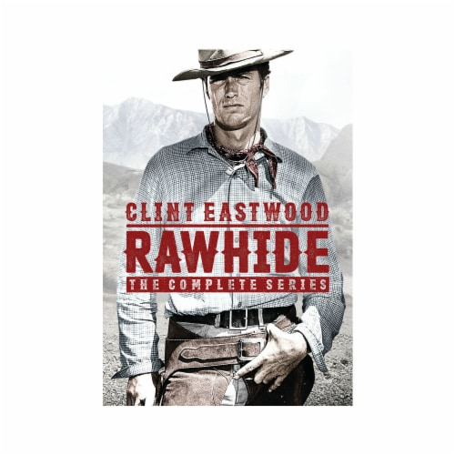Rawhide - The Complete Series on DVD Perspective: front