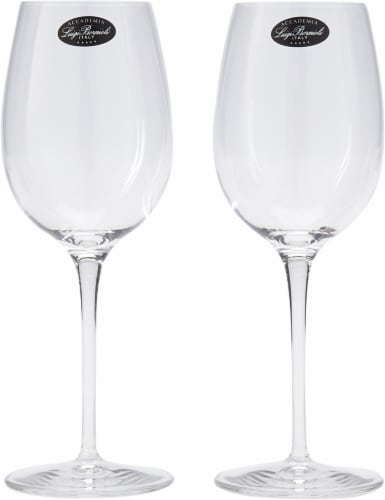 Luigi Bormioli White Wine Glasses Perspective: front