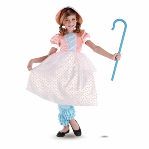 Costumes For All Occasions Dg50548K Bo Peep Toy Story 7-8 Perspective: front