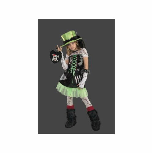 Costumes For All Occasions DG2801G Monster Bride Size 10 To 12 Perspective: front