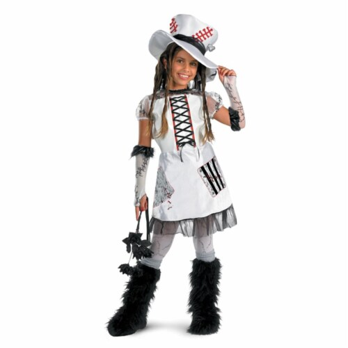Costumes For All Occasions DG2825K Monster Bride White 7-8 Perspective: front