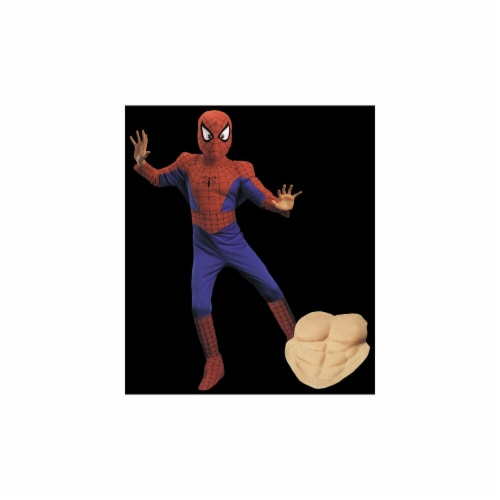 Costumes For All Occasions DG5110J Spiderman Ch Deluxe Comic 12 To 1 Perspective: front