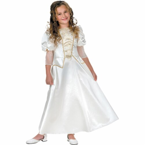 Costumes For All Occasions DG6362L Elizabeth Standard Child 4 6 Perspective: front
