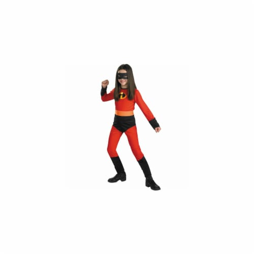 Disguise Inc 21487 The Incredibles - Violet Child Costume Size 4-6X Perspective: front