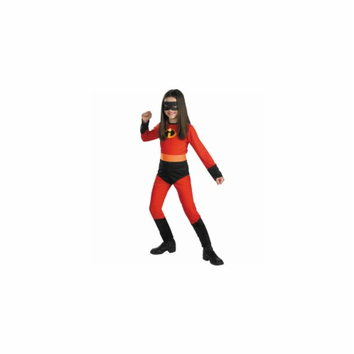 Disguise Inc 21487 The Incredibles - Violet Child Costume- Size 7-8 Perspective: front