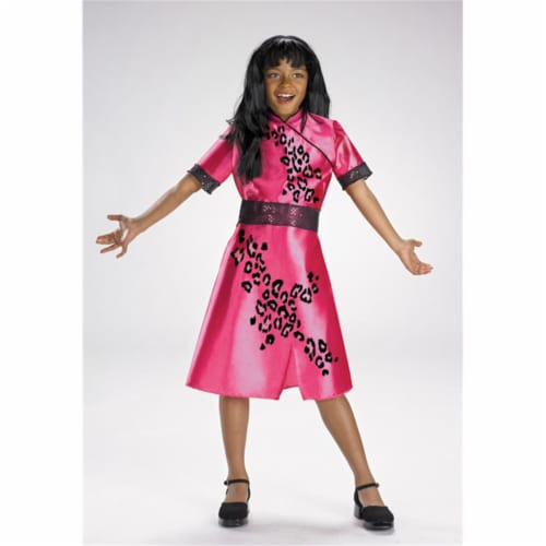 Costumes For All Occasions DG6572L Cheetah Girl Galleria 4 To 6x Perspective: front