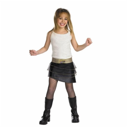 Costumes For All Occasions DG6671K Hannah Montana Qualty Chd 7 8 Perspective: front