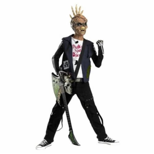 Costumes For All Occasions DG50081J Punk Creep 14-16 Perspective: front