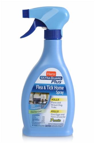 Hartz Ultra Guard Plus Flea & Tick Home Spray Perspective: front