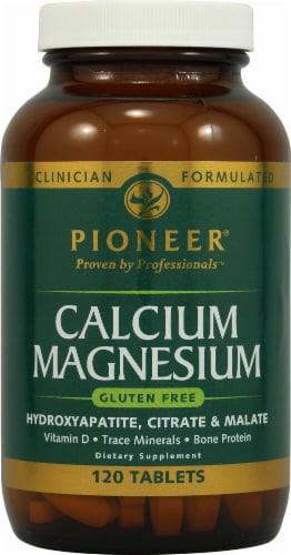Pioneer  Calcium Magnesium Perspective: front