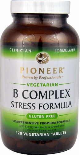 Pioneer  B Complex Stress Formula Perspective: front