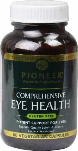 Pioneer  Comprehensive Eye Health Premium Formula Perspective: front