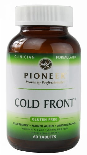 Pioneer  Cold Front™ Perspective: front