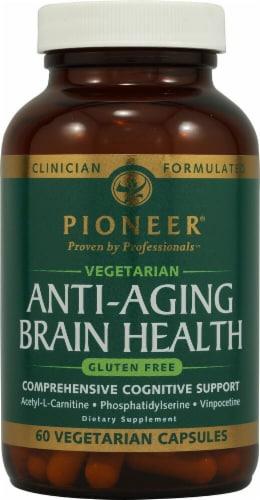 Pioneer  Anti-Aging Brain Health Perspective: front