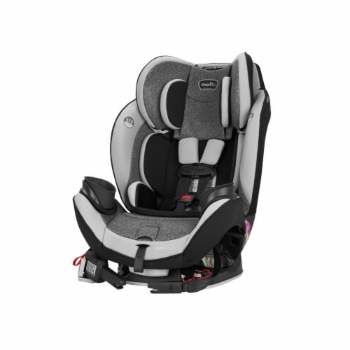 Evenflo EveryStage DLX Rear-Facing Convertible Car and Booster Seat, Latitude Perspective: front