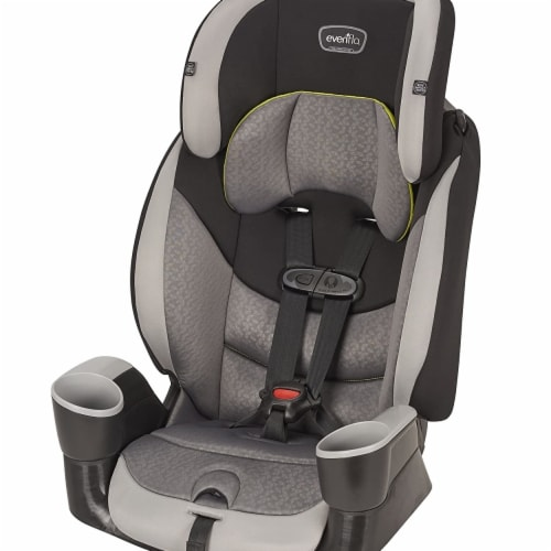 Evenflo 34912258 Maestro Sport Harness Booster Car Seat, Crestone Peaks Perspective: front