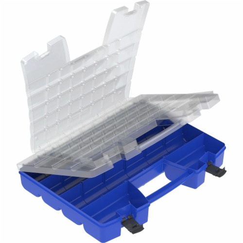 Akro-Mils  Storage Case 06118 Perspective: front
