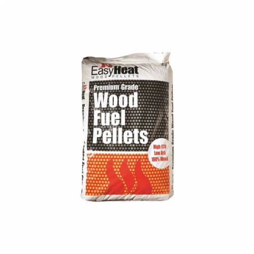 Easy Heat 4004349 40 lbs Premium Grade Wood Fuel Pellet - Pack of 50 Perspective: front