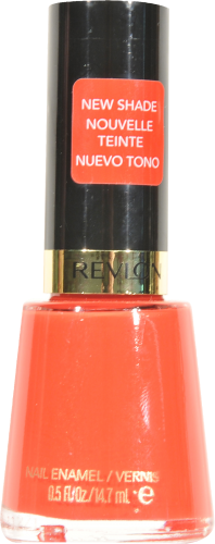 Revlon 640 Fearless Nail Polish Perspective: front