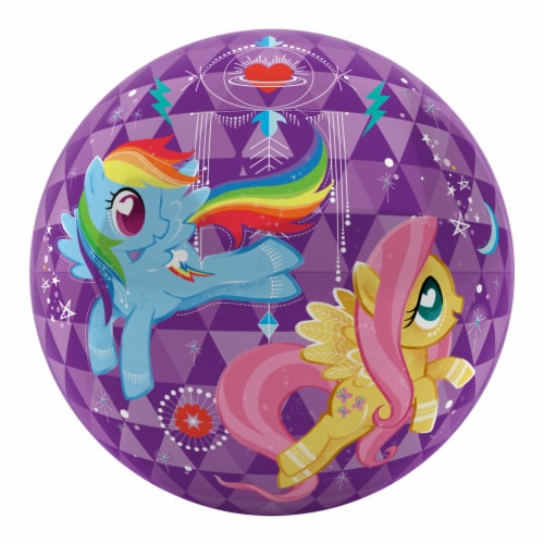 Ball Bounce and Sport Inc. My Little Pony Playball Perspective: front